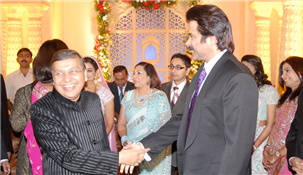 Rajendra Darda with actor Anil Kapoor