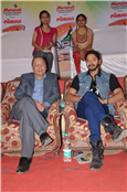 Rajendra Darda with actor Shreyas Talpade.